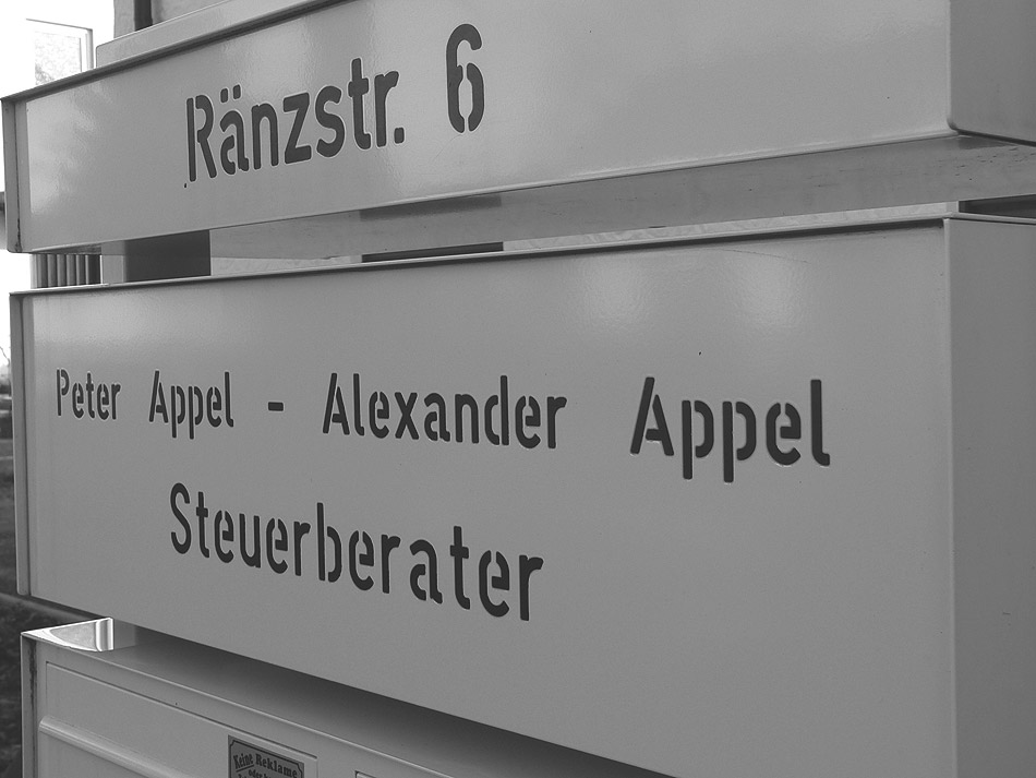 Steuerberater Peter und Alexander Appel